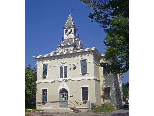 Goshen  NY  town hall image