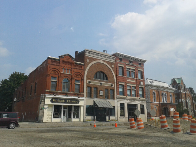 Hudson Falls Historic District  July  2014 image