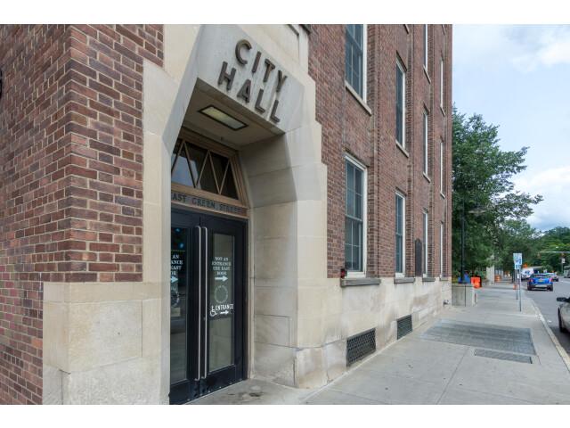 Ithaca City Hall  Green Street image