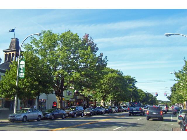 Downtown Lake George  NY image