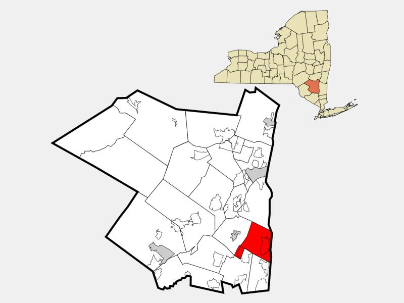 Lloyd locator map
