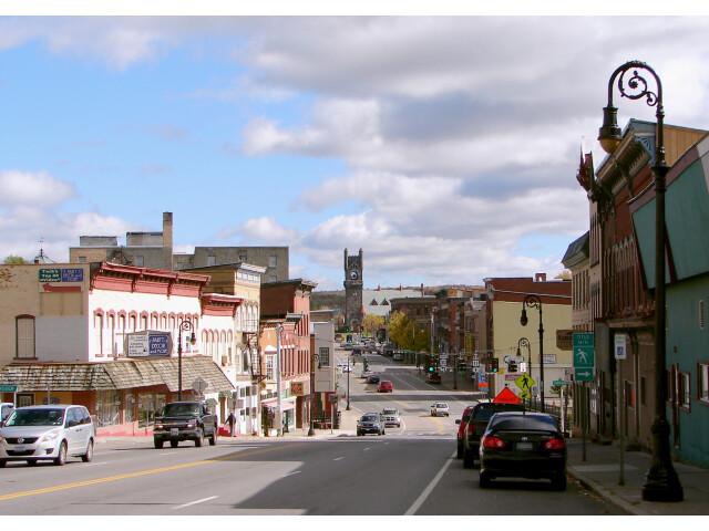 Malone NY image
