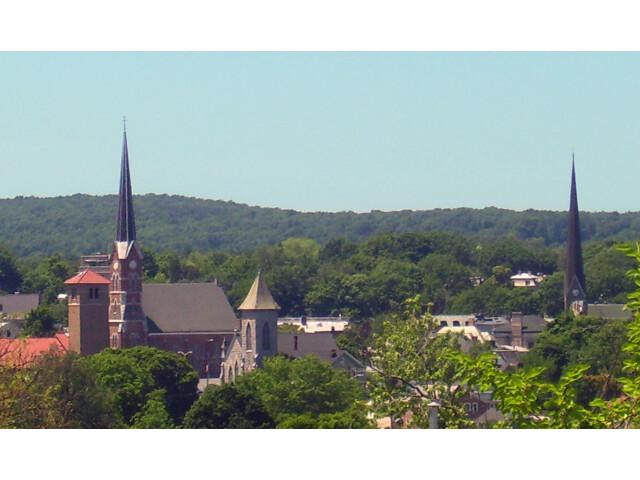 Middletown  NY  skyline image