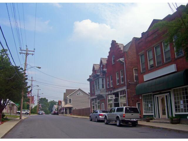 Downtown Milton  NY image