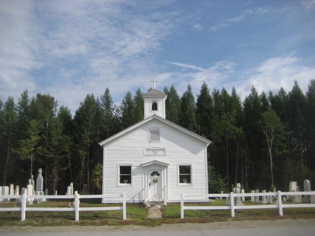 Irishtown church image