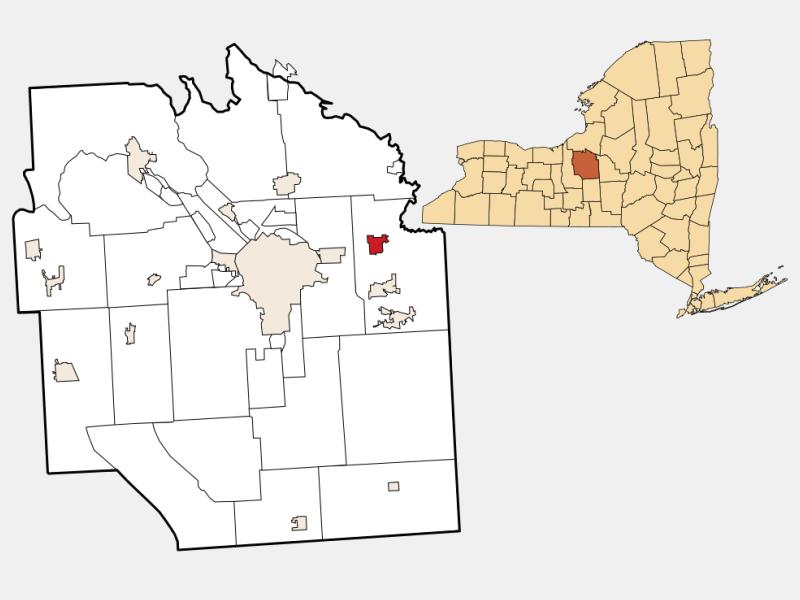 Minoa locator map