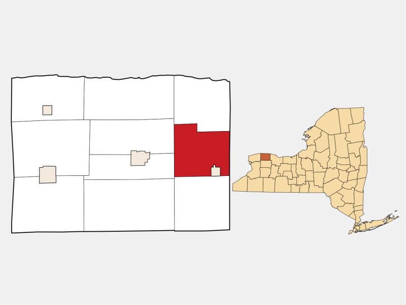Murray locator map