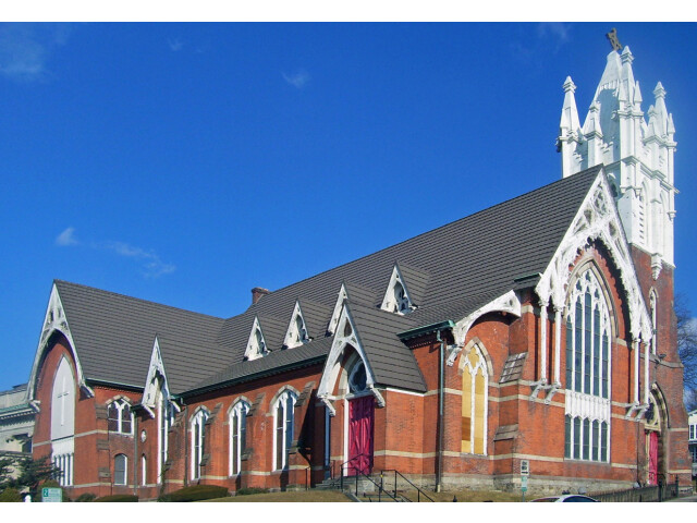 First Baptist Church of Ossining  NY image