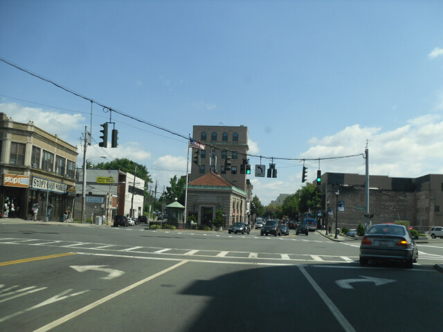 US Route 1 through Port Chester image