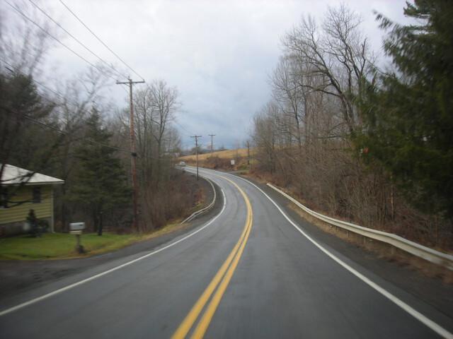 Former NY 319 through Preston image