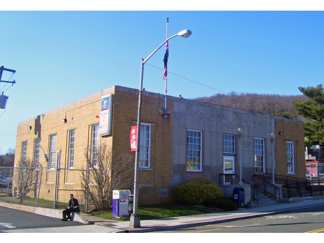 Suffern  NY  post office image