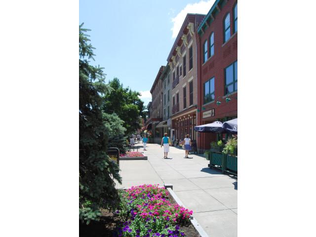 Downtown Saratoga Springs image