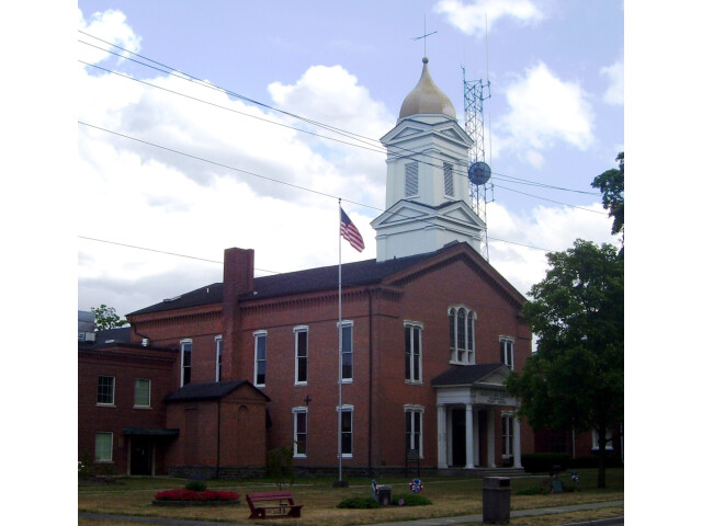 Schuyler County Courthouse Watkins Glen image