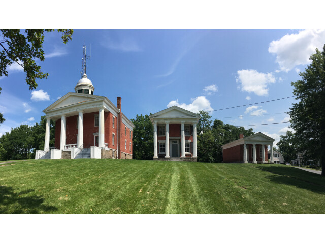 The Seneca County Courthouse Complex at Ovid 'August 2017' image