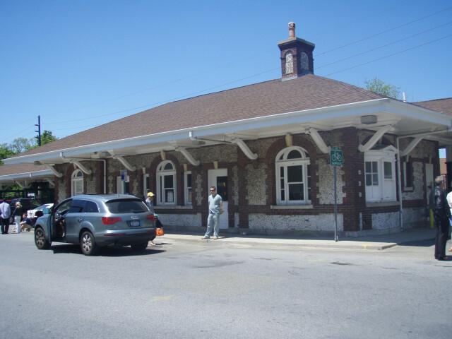 Southampton Station image