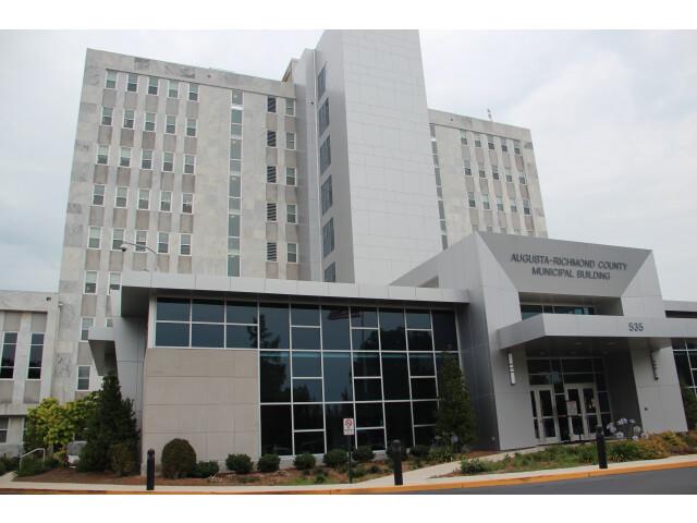 Augusta-Richmond County Municipal Building  May 2017 2 image