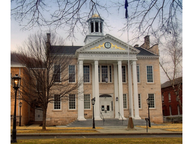 Tioga County Courthouse Official image
