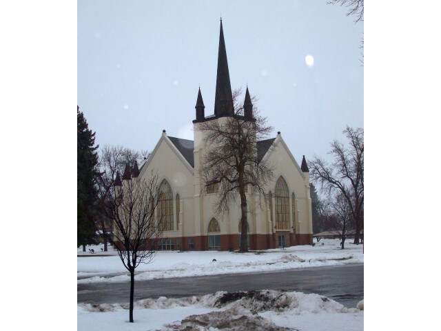 Wellsville Tabernacle of the LDS Church image