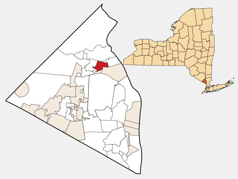 West Haverstraw location map