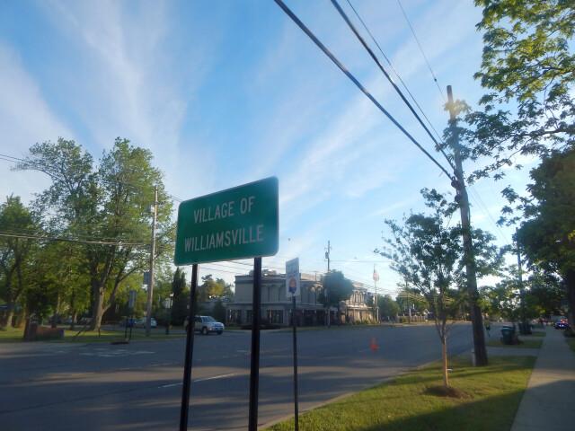 Williamsville  Erie County  New York image