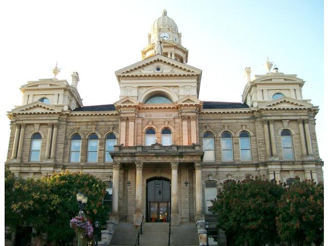 St Clairsville Ohio Courthouse image