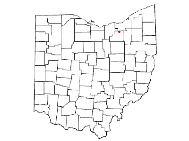 Brunswick locator map