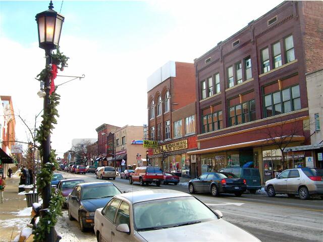 Cambridge Ohio Downtown image