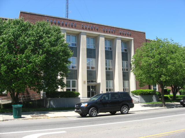 Champaign County Courthouse  Ohio image