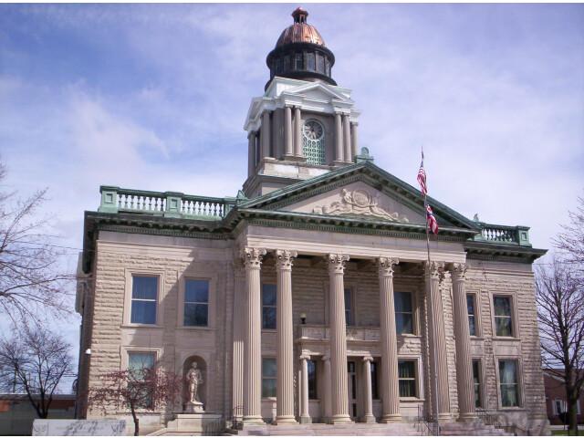 Crawford County Ohio Courthouse 2 image