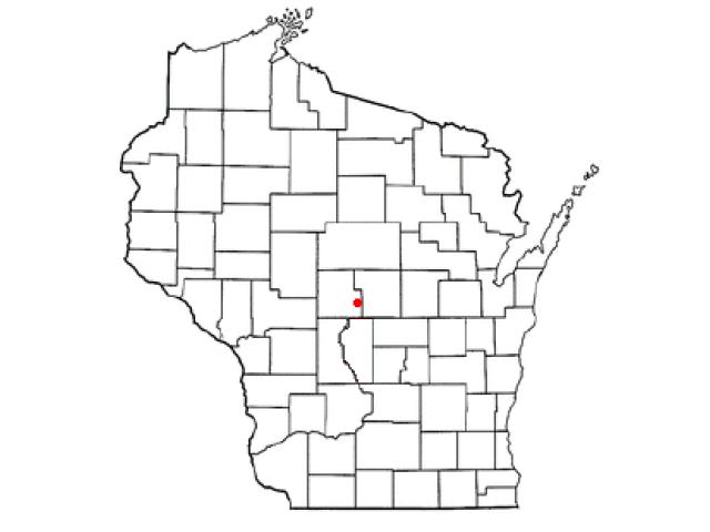 Grand Rapids locator map