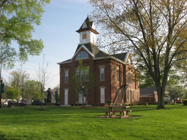Monroe Township Hall-Opera House image