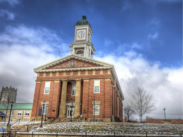 Knox County  Ohio Courthouse '14516804607' image