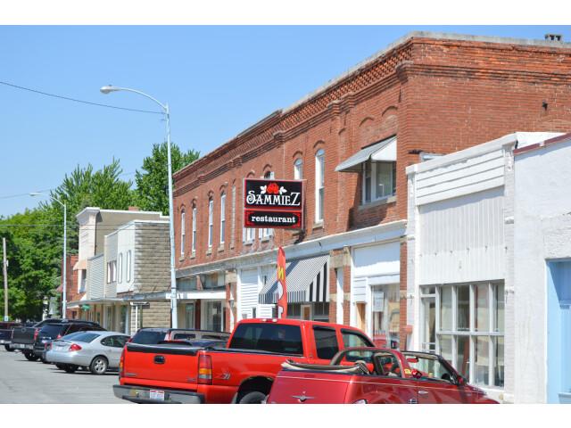 East of Walnut on Main  Luckey image