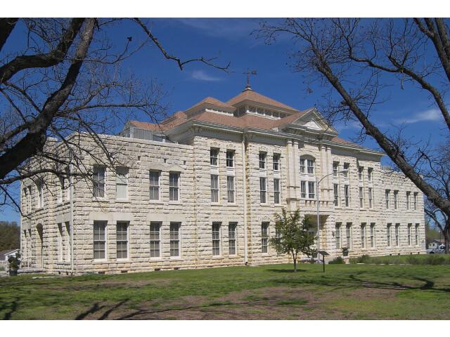 Medina county tx courthouse image