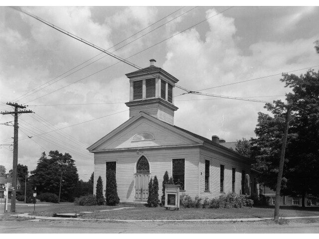 First Universalist Church of Olmsted image