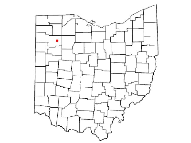 Ottawa locator map