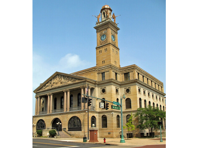 Stark County Courthouse 'Canton  OH' edit image