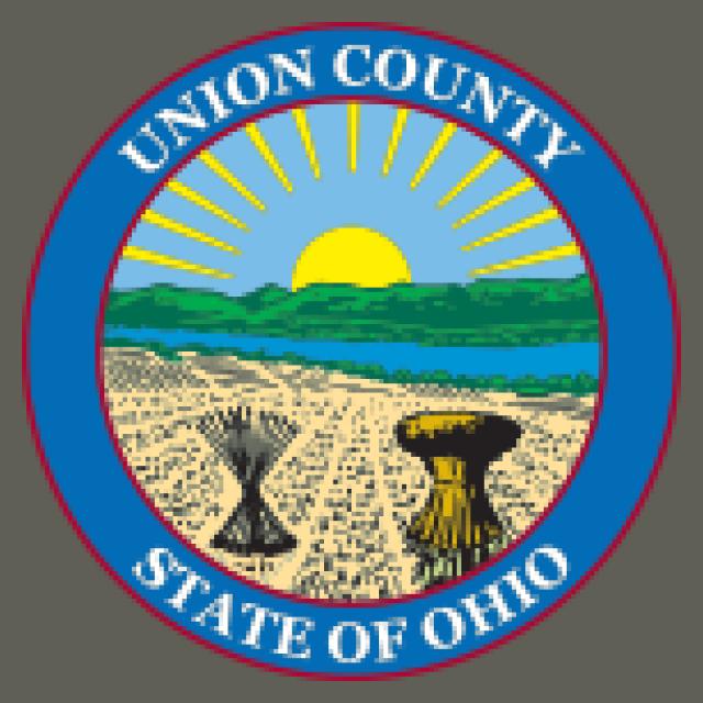 Seal of Union County Ohio seal image