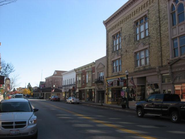 Streetside in Versailles  Ohio image