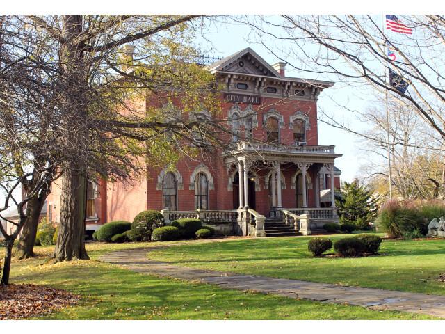 WarrenOH Perkins Mansion image