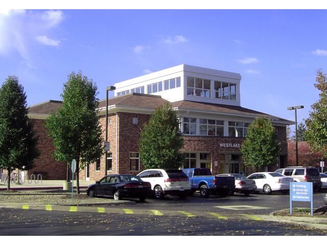 Westlake Porter Public Library image