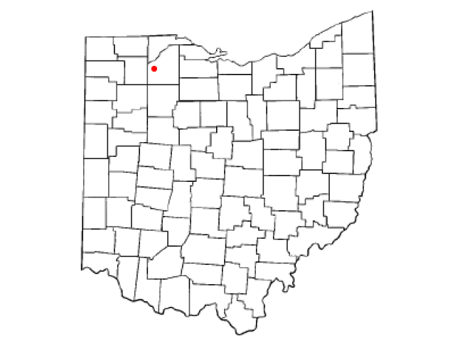 Weston locator map