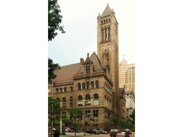 AlleghenyCountyCourthouse image