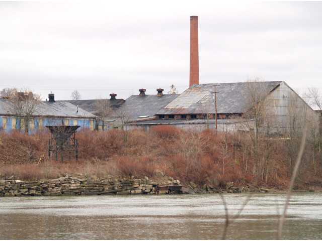 Old factory in Arnold image