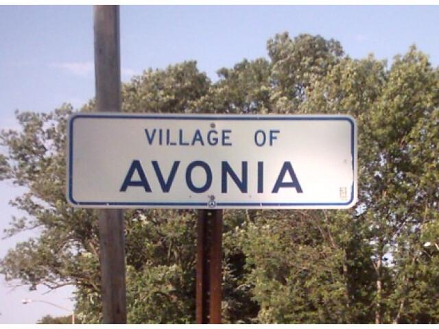Avonia sign image