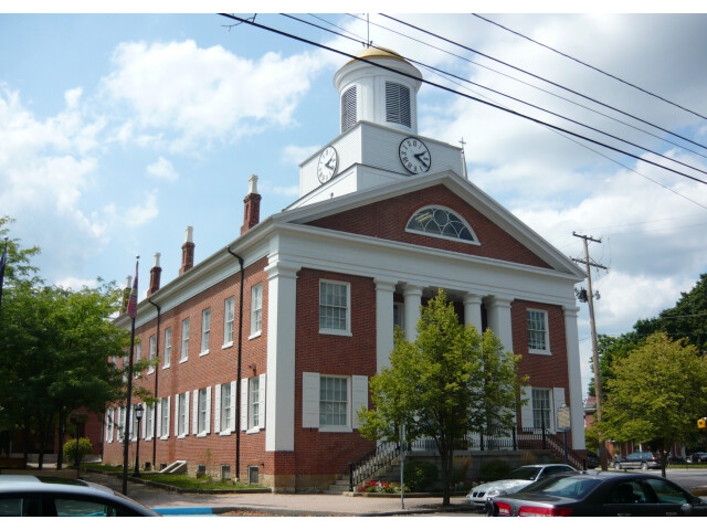 Bedford County Courthouse Pennsylvania image
