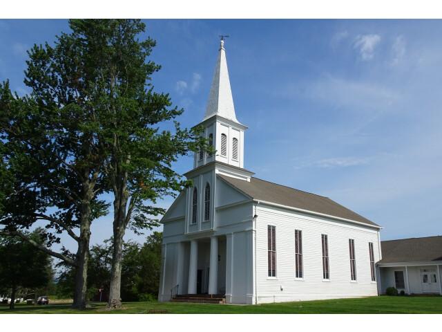 Presbyterian Church  Lamington  NJ - south view image