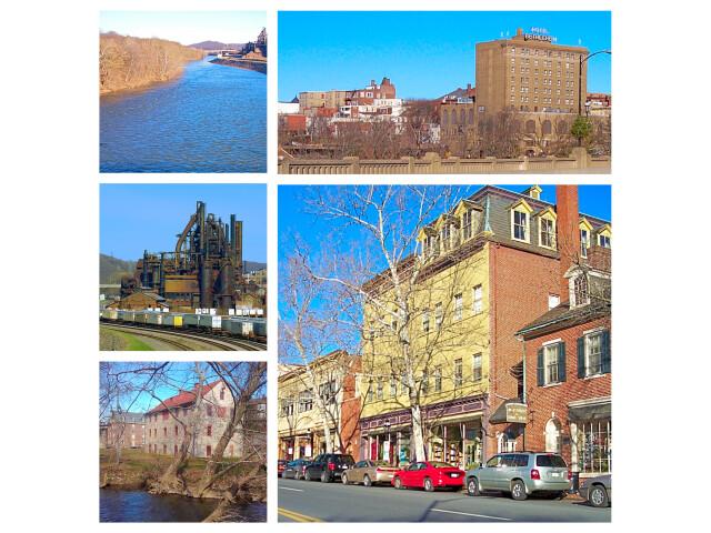 Bethlehem PA Photo Collage image