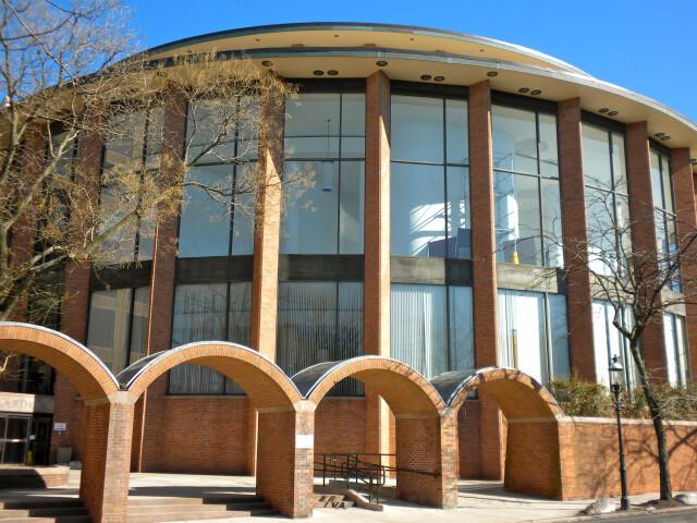 Bucks Courthouse image