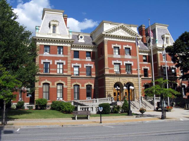 Cambria County Courthouse - Ebensburg  PA image